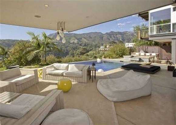 justin bieber casa en hollywood