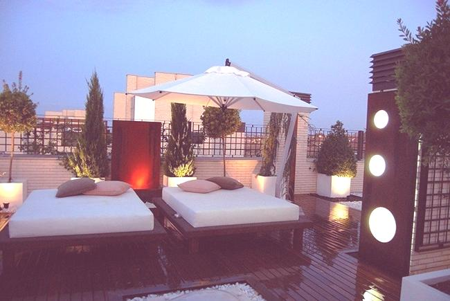 Decoraci n chill out - Decorar terraza chill out ...