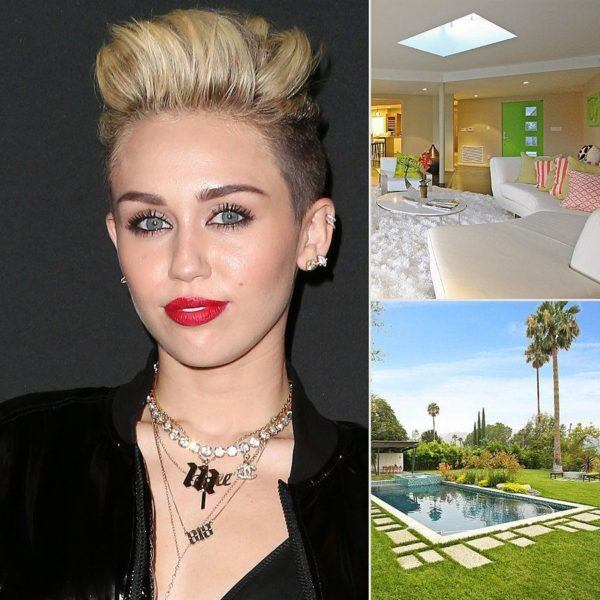 Miley-Cyrus-casa Studio-City-CA